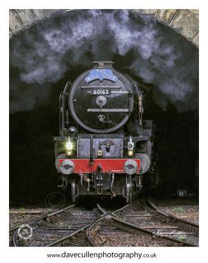 Steam Train Tornado